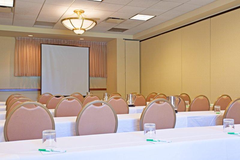 Holiday Inn Select  CHICAGO-O'HARE (ROSEMONT) Konferenciaterem