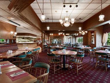 Ramada Plaza Hotel Hagerstown - Breakfast Area
