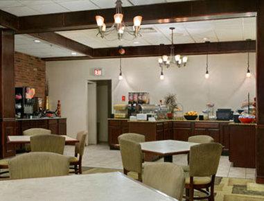 Ramada Plaza Albany - Breakfast Area