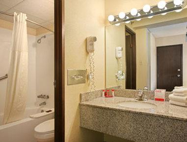 Ramada Plaza Albany - Bathroom
