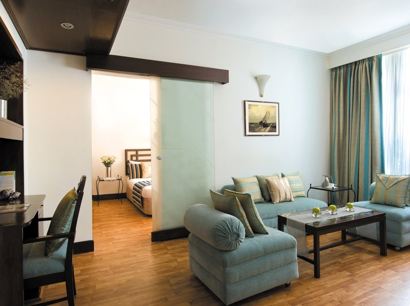 Vivanta by Taj - Ambassador Vista do quarto