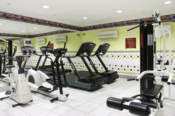 Golden Tulip Regente Fitness club