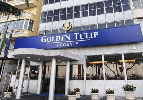 Golden Tulip Regente Fasad