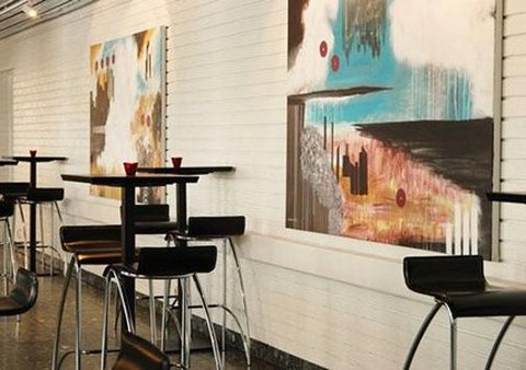 Comfort Hotel Floro - Bar-Lounge -OpenTravel Alliance - Bar-Lounge-