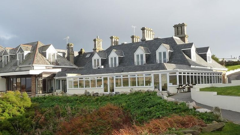 Glendorgal Hotel Set udefra