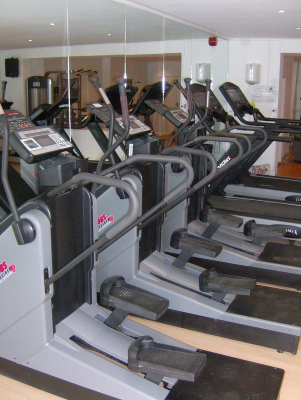 Glendorgal Hotel Fitness-klub