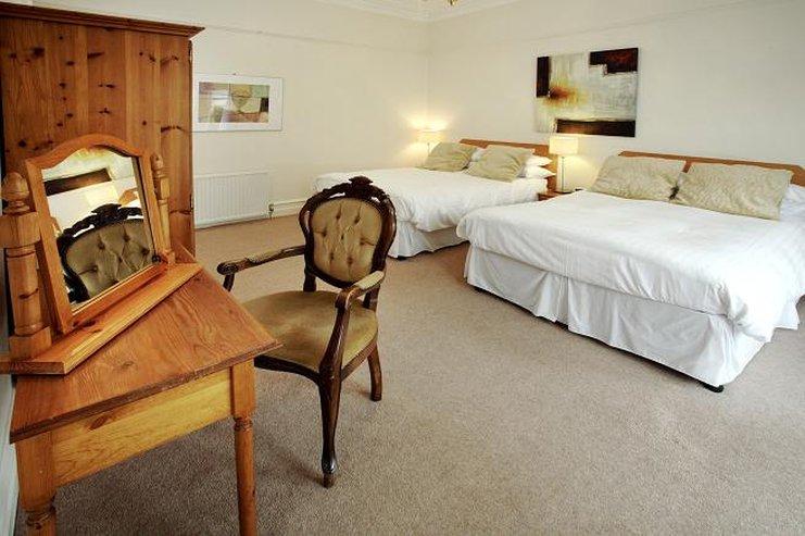 Lakes Lodge Hotel Zimmeransicht