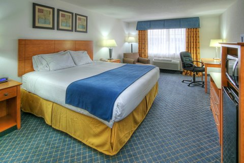 Holiday Inn Express & Suites CARLSBAD - ONE KING BED STANDARD