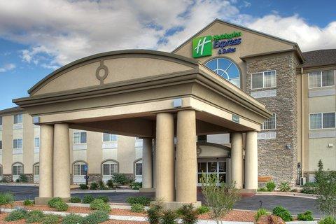 Holiday Inn Express & Suites CARLSBAD - Hotel Exterior