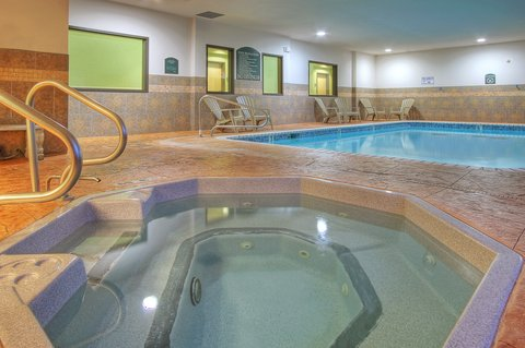 Holiday Inn Express & Suites CARLSBAD - Whirlpool