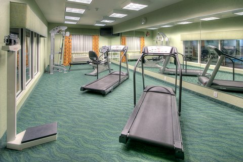 Holiday Inn Express & Suites CARLSBAD - Fitness Center