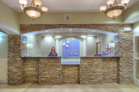 Holiday Inn Express & Suites CARLSBAD - Front Desk