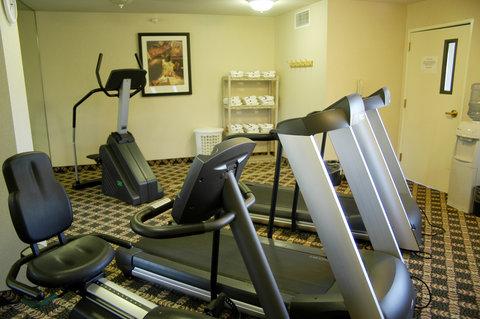 Staybridge Suites CO SPRINGS-AIR FORCE ACADEMY - Health Club