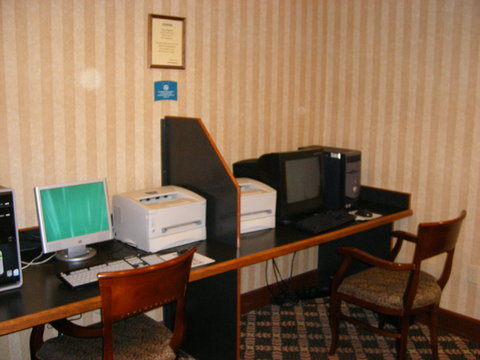 Staybridge Suites CO SPRINGS-AIR FORCE ACADEMY - Business Center