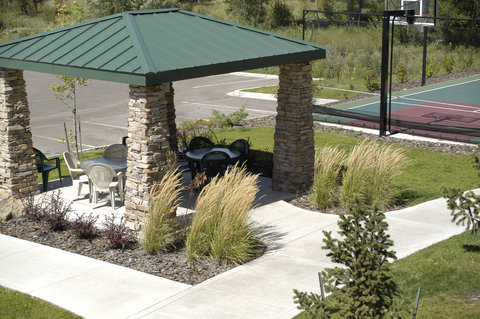 Staybridge Suites CO SPRINGS-AIR FORCE ACADEMY - Guest Patio