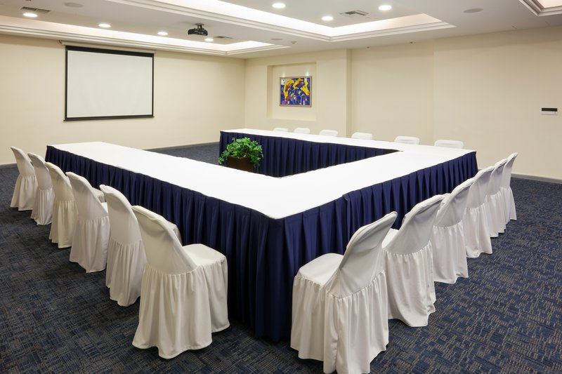 Holiday Inn Express Playacar Riviera Maya Konferensrum