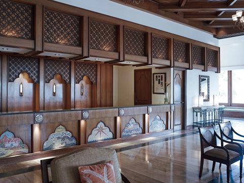 Vivanta by Taj Fort Aguada - Lobby