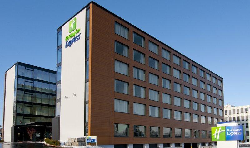Holiday Inn Express Zürich Airport Außenansicht