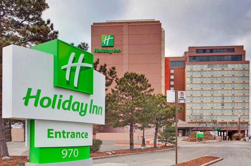 Holiday Inn Toronto International Airport Kilátás a szabadba