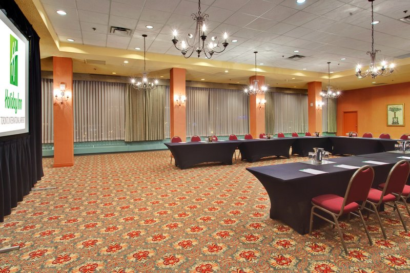 Holiday Inn Toronto International Airport Konferenciaterem