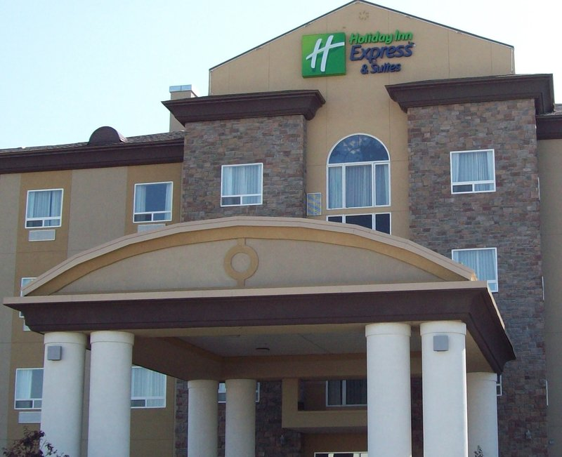 Holiday Inn Express Hotel & Suites Airport-Calgary Fasad