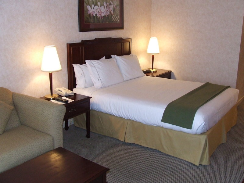 Holiday Inn Express  VANCOUVER 客室