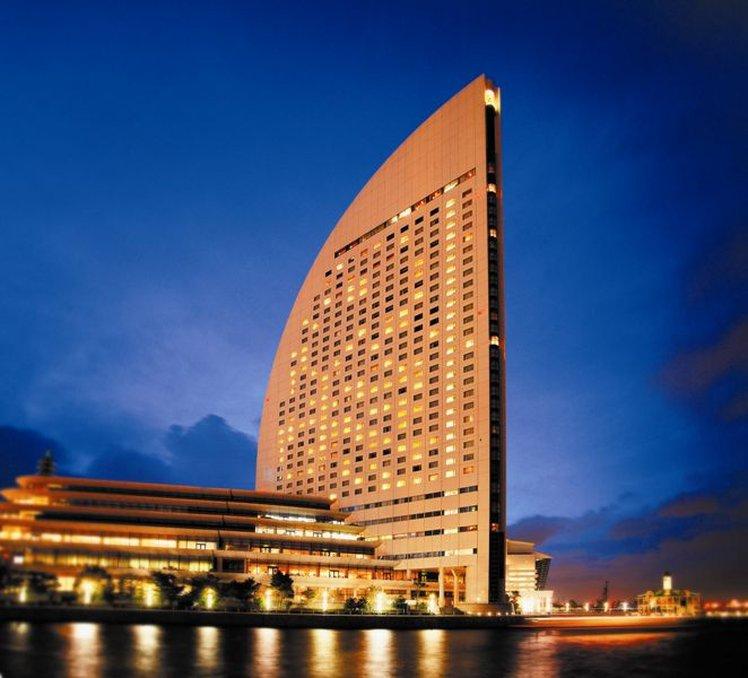 InterContinental Yokohama Grand IC Vista esterna