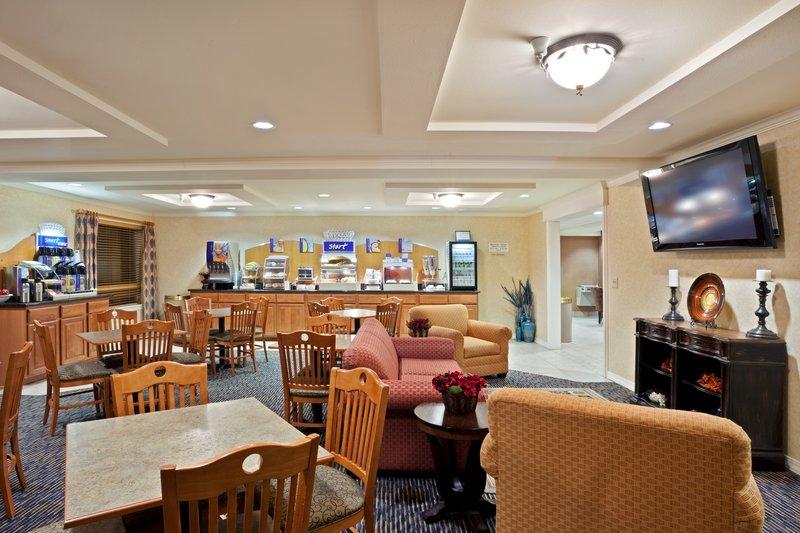 Holiday Inn Express YAKIMA - Yakima, WA