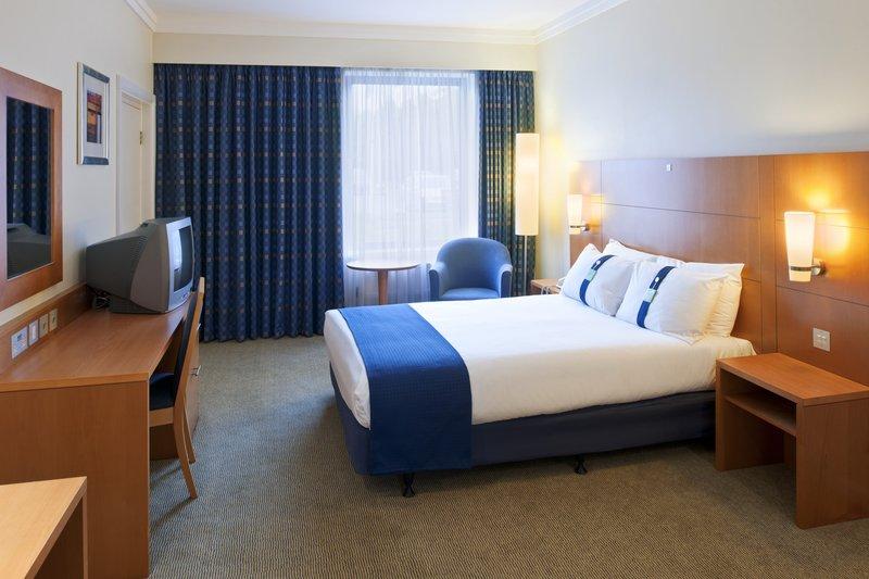 Holiday Inn Warrington Odanın görünümü