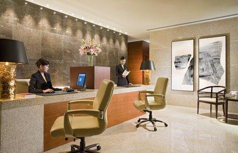 Grand Millennium Beijing - Business Centre