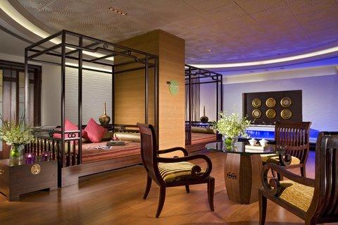 Grand Millennium Beijing - Spa Lounge