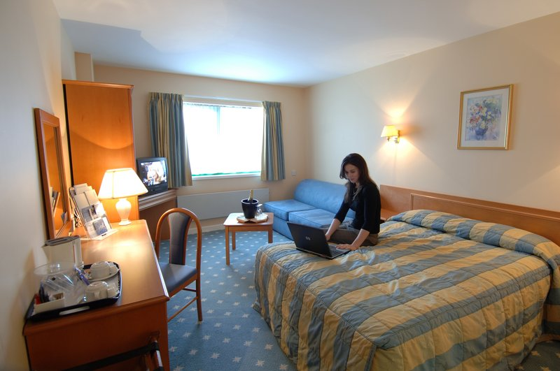 Holiday Inn Garden Court Wolverhampton 客房视图