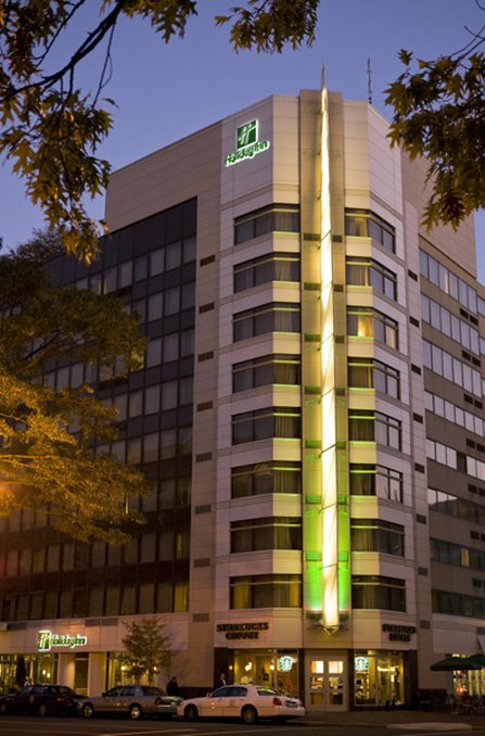 Holiday Inn Washington-Capitol Widok z zewnątrz