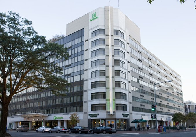 Holiday Inn Washington-Capitol Außenansicht
