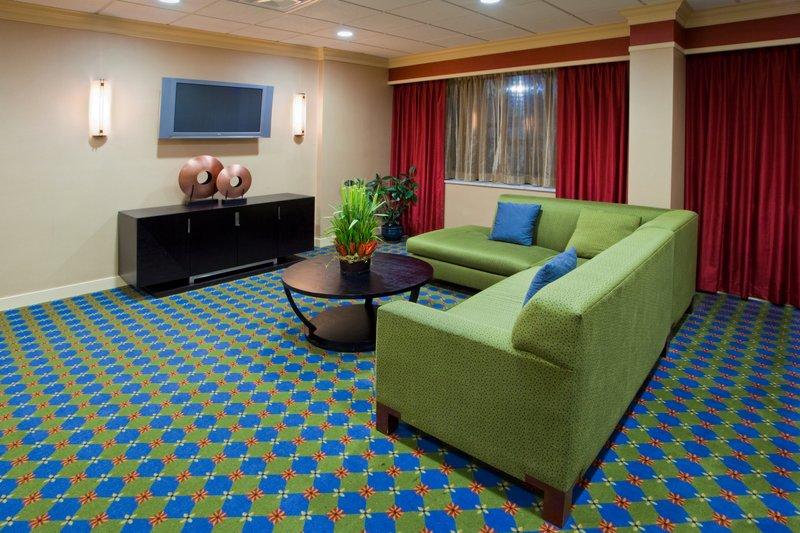 Holiday Inn Express Springfield I-95 S of I-495 Varie ed eventuali