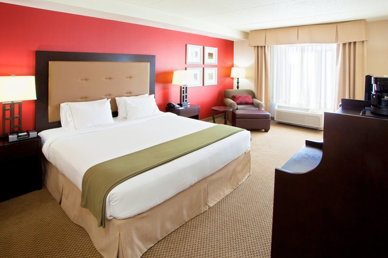 Holiday Inn Express Hotel & Suites Washington- Natl Arboretum Zimmeransicht
