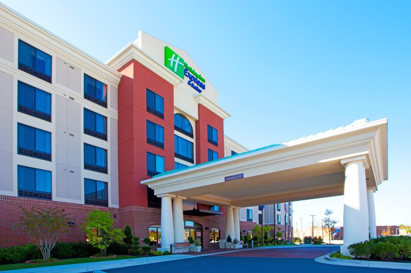 Holiday Inn Express Hotel & Suites Washington- Natl Arboretum Außenansicht