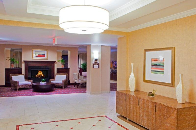 Holiday Inn Express Hotel & Suites Washington- Natl Arboretum Außenansicht