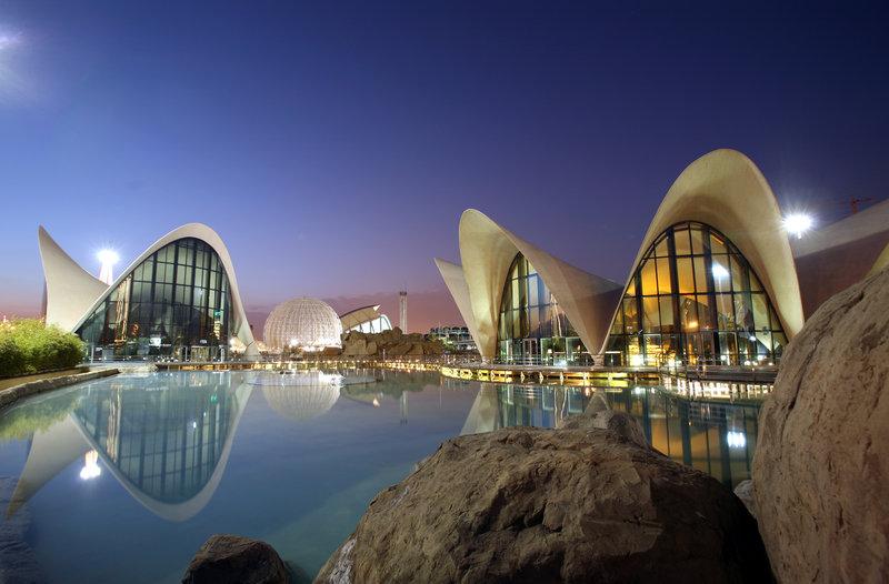 Holiday Inn Express Valencia-Ciudad de las Ciencias Övrigt