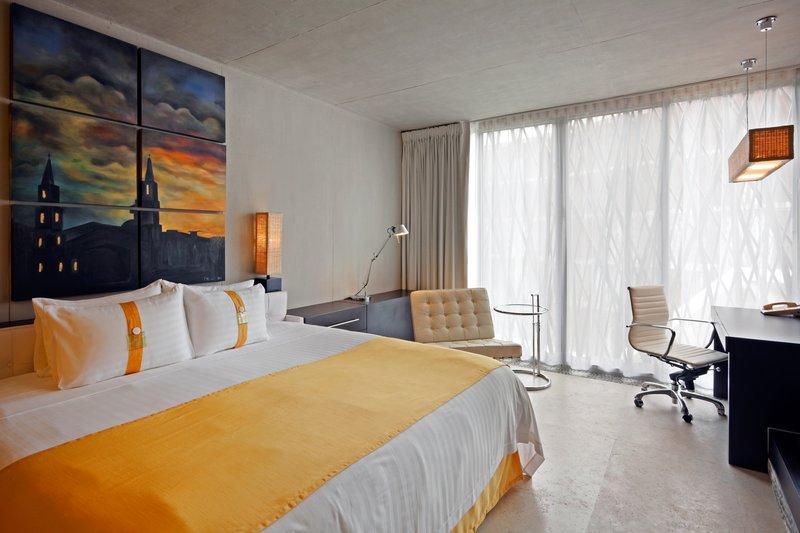 Holiday Inn Tuxpan, Veracruz Vista de la habitación