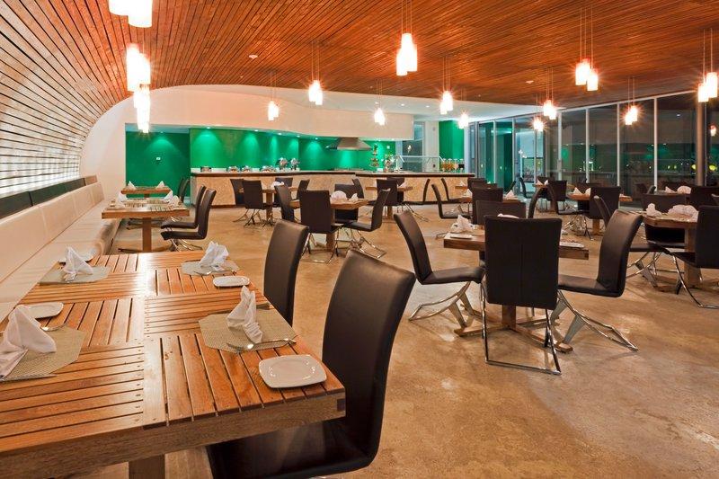 Holiday Inn Tuxpan, Veracruz Gastronomía