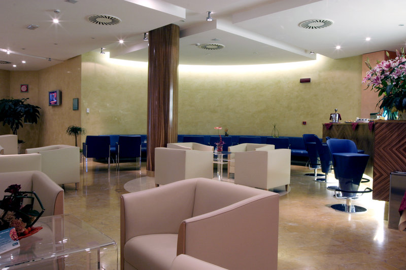 Crowne Plaza Hotel Venice East - Quarto d'Altino Bar/lounge