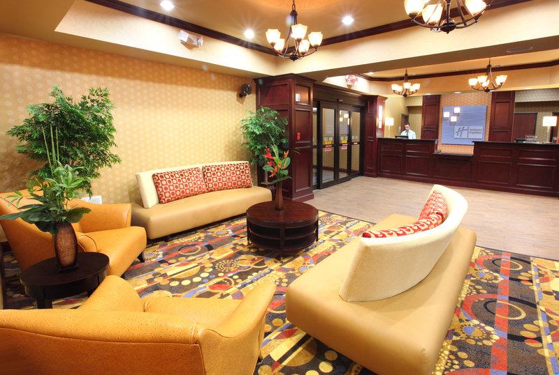 Holiday Inn Express & Suites VAN BUREN-FT SMITH AREA - Van Buren, AR