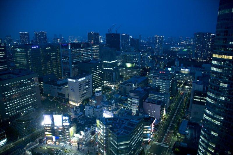 InterContinental Ana the Strings Tokyo Vista exterior