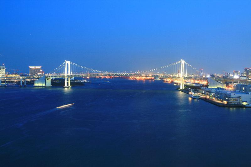 InterContinental Tokyo Bay Set udefra