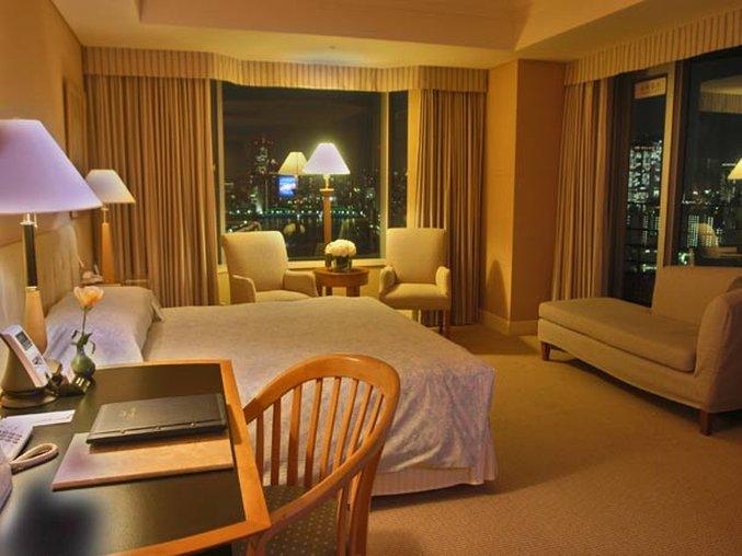 InterContinental Tokyo Bay Billede af værelser