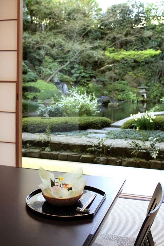 InterContinental Ana Ana Tokyo Gastronomía