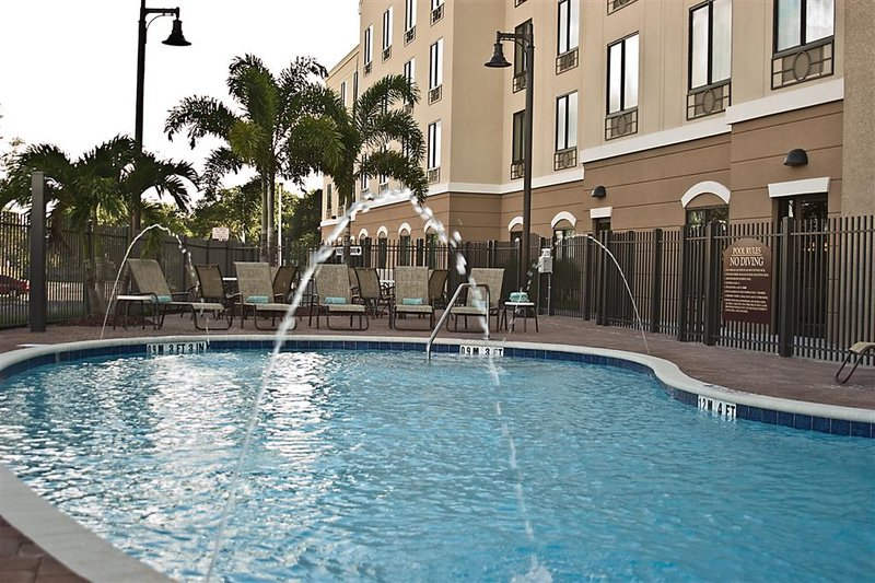 Holiday Inn Express Hotel & Suites USF-Busch Gardens Piscina