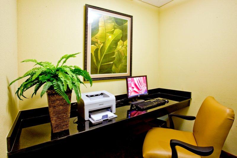 Holiday Inn Express Hotel & Suites USF-Busch Gardens Otros