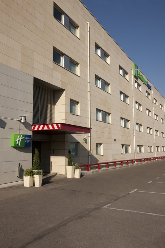 Holiday Inn Express Madrid-Alcorcon Exterior view